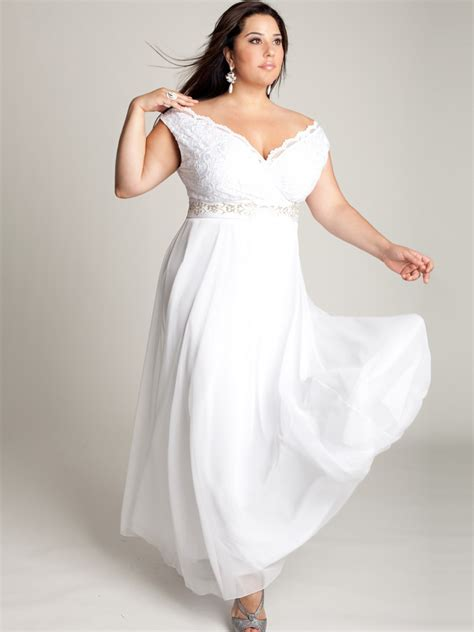 HD wallpapers plus size dresses white dresses