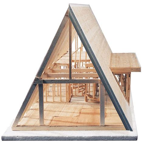 Building An A Frame Cabin by A Frame Cabin Kit 101 Designe Architecture Building
