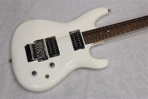 Ibanez Js-special (limited Edition White #48 Of 100) Pre-owned