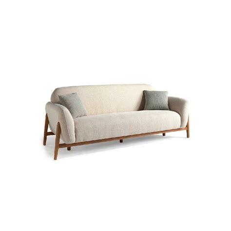 sofa 3 plazas tapizado sof 225 3 plazas de dise 241 o moderno y tapizado en tela