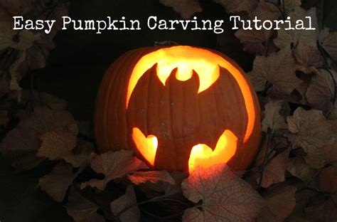 easy pumpkin lille punkin how to carve a pumpkin easy