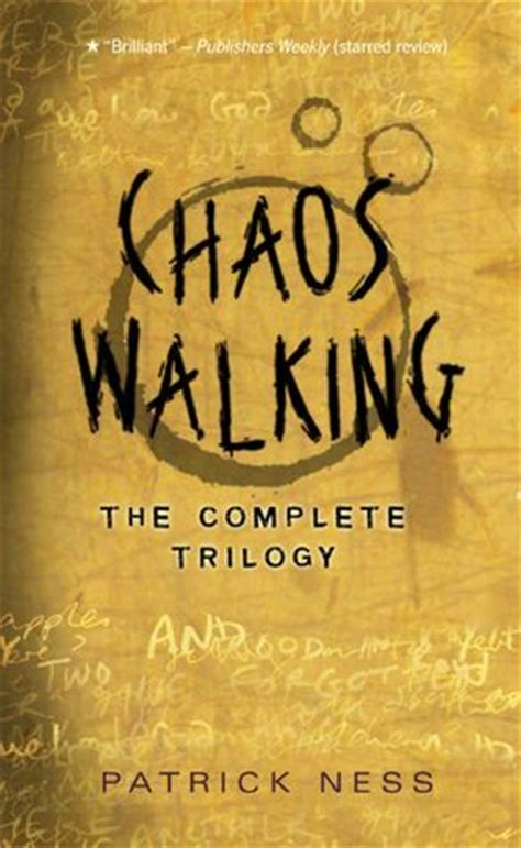 chaos walking quotes quotesgram