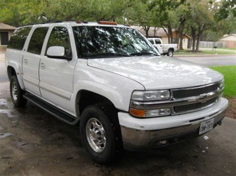 how it works cars 2004 chevrolet suburban 2500 transmission control sell used 2004 chevrolet suburban 2500 lt sport utility 4 door 6 0l in georgetown texas united
