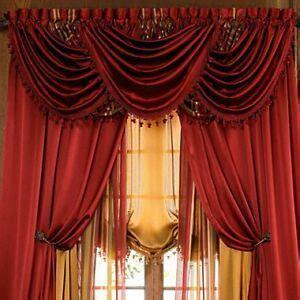 Luxurious HILTON WINDOW TREATMENT,window curtain: Panel