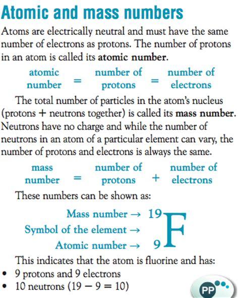 atomic mass and atomic number worksheet free worksheets