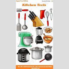 Kitchen Clipart, Kitchen Clip Art, Baking Clipart, Baking