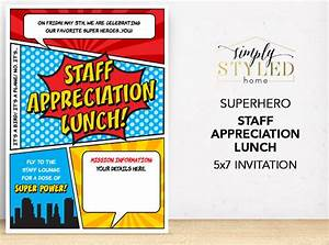 Team Appreciation Letter Free 22 Lunch Invitation Designs Examples In Psd Word