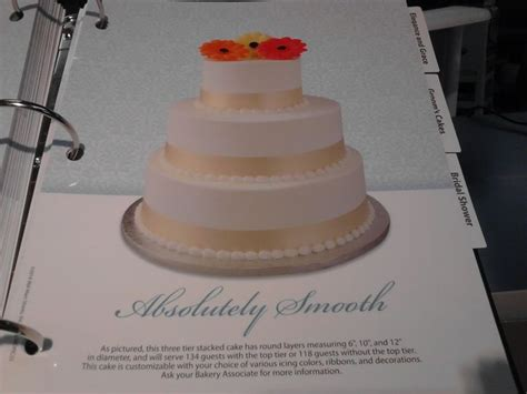 Wal Mart Cake Book Spring 2014
