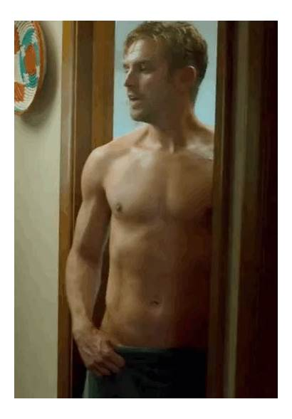 Stevens Dan Shirtless Bulge Matthew Tight Knock