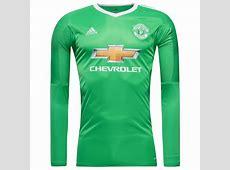 Manchester United Maillot de Gardien Extérieur 201718 wwwunisportstorefr