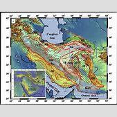 (a) Tectonic se...