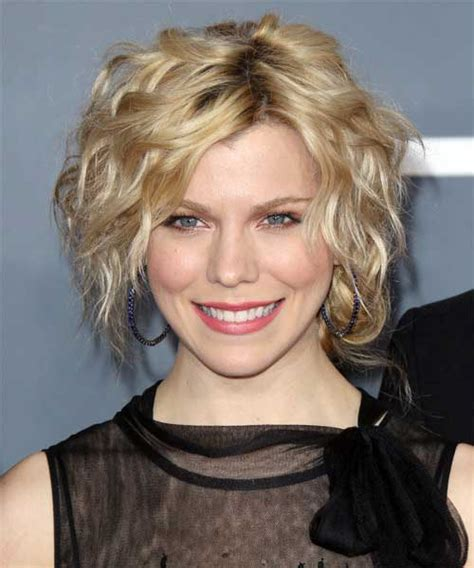 short curly hairstyles  thin hair short hairstyles