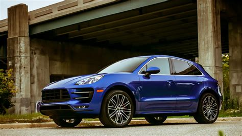 Macan Turbo With Performance Package by 2017 Porsche Macan Turbo With Performance Package Review