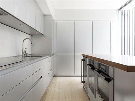 minimalist kitchen designs dise 241 o de cocinas modernas 100 ejemplos geniales 4142