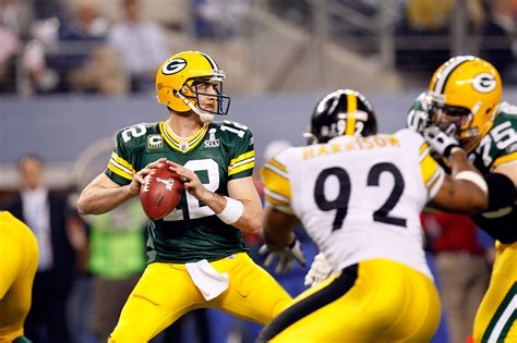 Aaron Rodgers Top 10 Moments With The Green Bay Packers