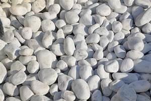 Galet Marbre Blanc : decoration paysagere traverses paysag res en bois traverses de chemin de fer galet de couleur ~ Nature-et-papiers.com Idées de Décoration