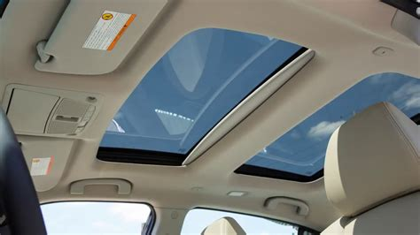 nissan maxima moonroof   equipped youtube