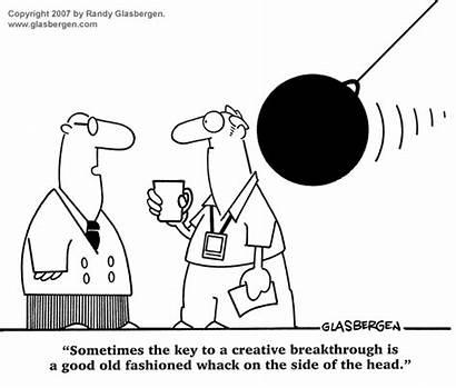 Cartoons Writing Glasbergen Questions Cartoon Any Cartoonist