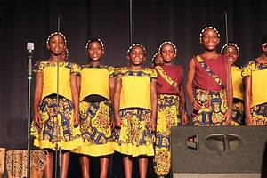 Children's choir from Uganda sings in Juneau