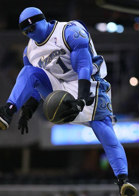 man washington wizards sportsmascots wikia fandom
