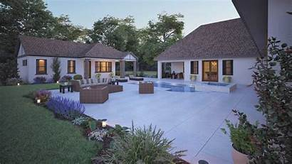 Guest Detached Plan Example Homes Floor Adobe