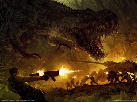 God Of War Desktop Wallpaper Wallpapers De Dinosaurios Friki Net