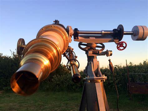 SEKAS   SEKAS has a new telescope!