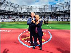 David Gold 'I will never be driven away from West Ham