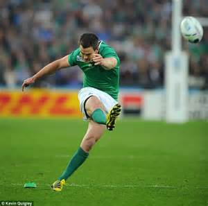 Ireland fly-half Johnny Sexton praises Australia coach ...
