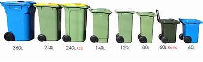 Bin Sizes Wheelie Bins Different Sulo Comparison
