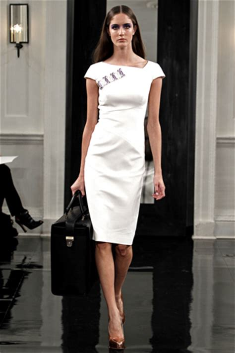 Victoria Beckham Spring Summer 2011 | Searching For Style