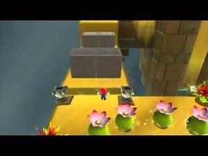 Super Mario Galaxy 2 Walkthrough Part 60: Nice Background ...