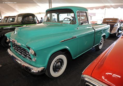 1956 Chevrolet Cameo Carrier History, Pictures, Value