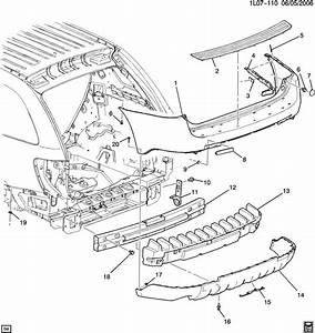 Chevrolet Equinox Fascia  Front And Rear Bumper  Fascia