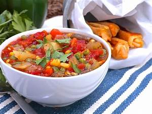 *TRIED & TRUE* Homemade Vegetable Soup   Divas Can Cook