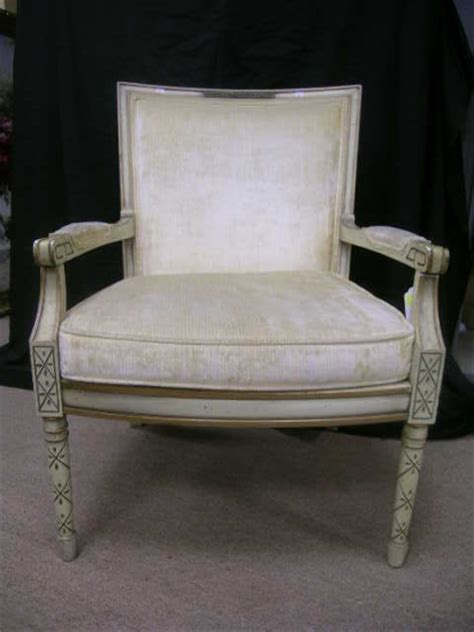 Statesville Chair Company History by 563 Statesville Chair Co Upholstered Arm Chair 1320447
