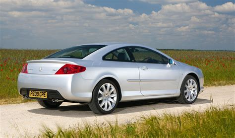Peugeot 407 Coupe by Peugeot 407 Coup 233 Review 2006 2010 Parkers
