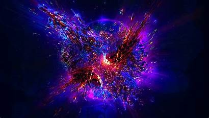 Explosion Abstract Wallpapers Resolution 4k Backgrounds 1335