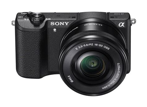 Sony a5100 (ILCE-5100) detail page