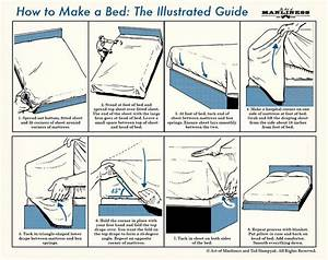 How To Expertly Make Your Bed Like All The Hotels Do It
