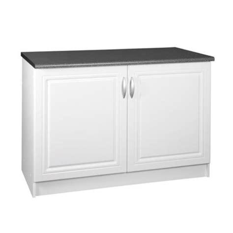 meuble bas de cuisine avec plan de travail buffet bas avec plan de travail