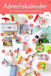 Kinderbett Für 3 Jährige : adventskalender f r kinder f llen 24 ideen f r 3 j hrige adventskalender basteln pinterest ~ Orissabook.com Haus und Dekorationen