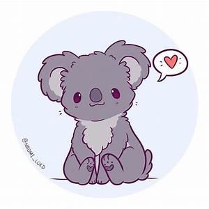 Koala Drawing Cute at GetDrawings.com | Free for personal ...