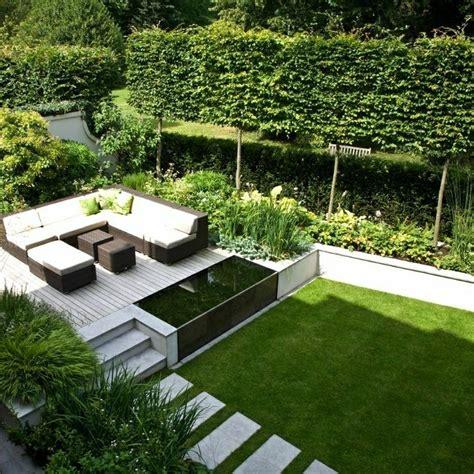 Gartengestaltung Kleine Gärten Modern by Moderne Gartengestaltung 110 Inspirierende Ideen In