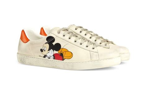 mickey mouse gucci collection