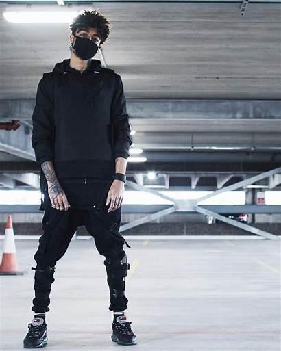 Boy Mode Glizzy Outfits Street Scarlxrd Cyberpunk