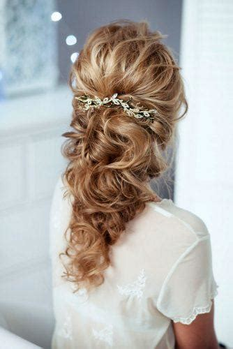 42 half up half down wedding hairstyles ideas page 8 of