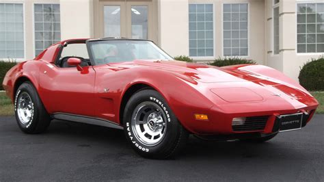 one owner with 4 549 miles 1977 corvette
