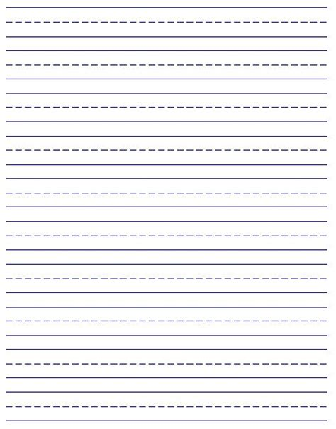 printable writing paper writing paper template