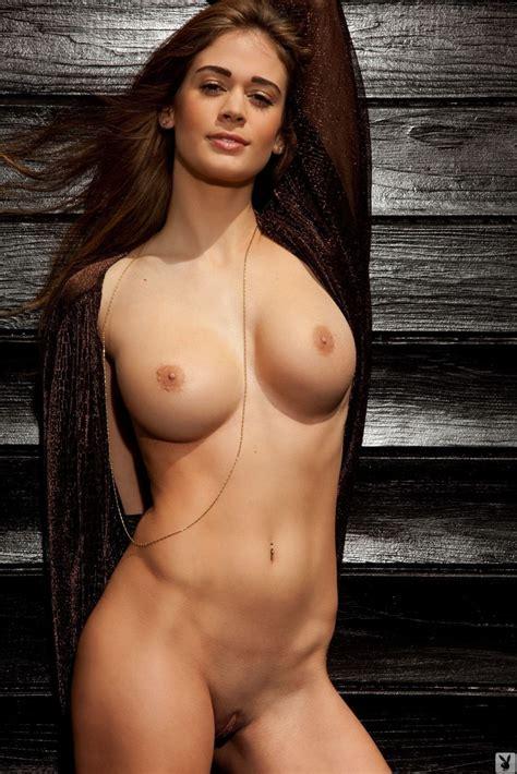 Lauren Elise In Playboy